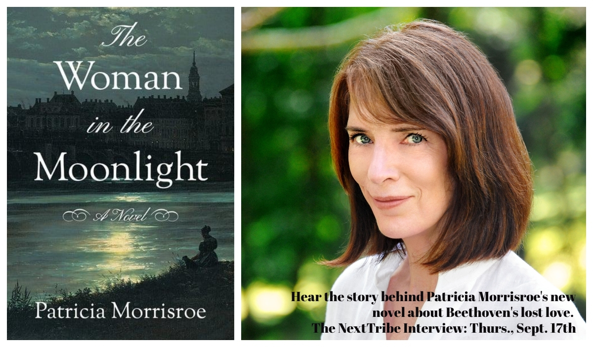 NextTribe Interview with Patricia Morrisroe, author of the novel The Woman in the Moonlight